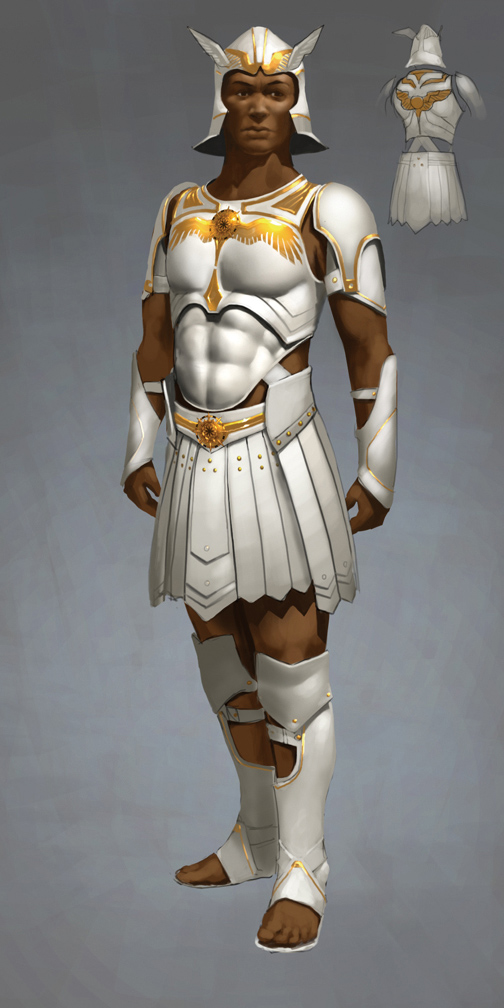 Sunspear Outfit looks horrible : Guildwars2