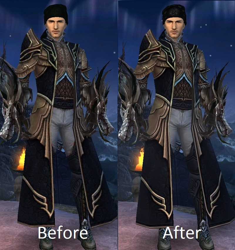 Player Made Modificationsweapons And Equipment Index Guild Wars