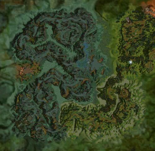 the falls map guild wars wiki gww
