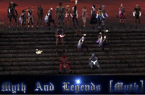 Guild:Myth And Legends - Guild Wars Wiki (GWW)