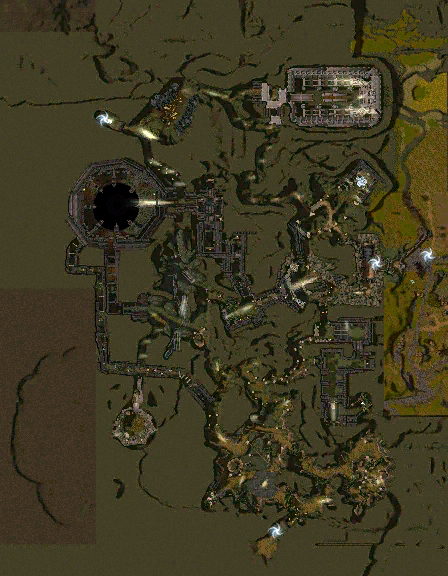The Catacombs/Map - Guild Wars Wiki (GWW) on