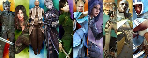 Profession - Guild Wars Wiki (GWW)