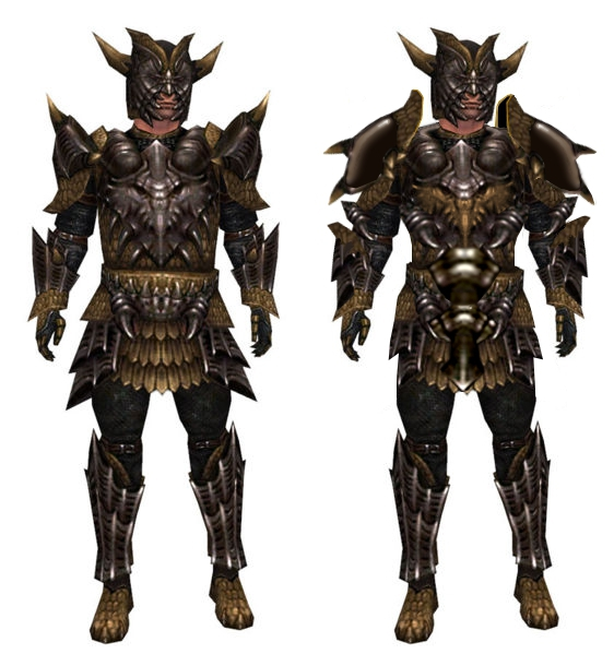 Talk:Warrior Elite Dragon armor - Guild Wars Wiki (GWW)