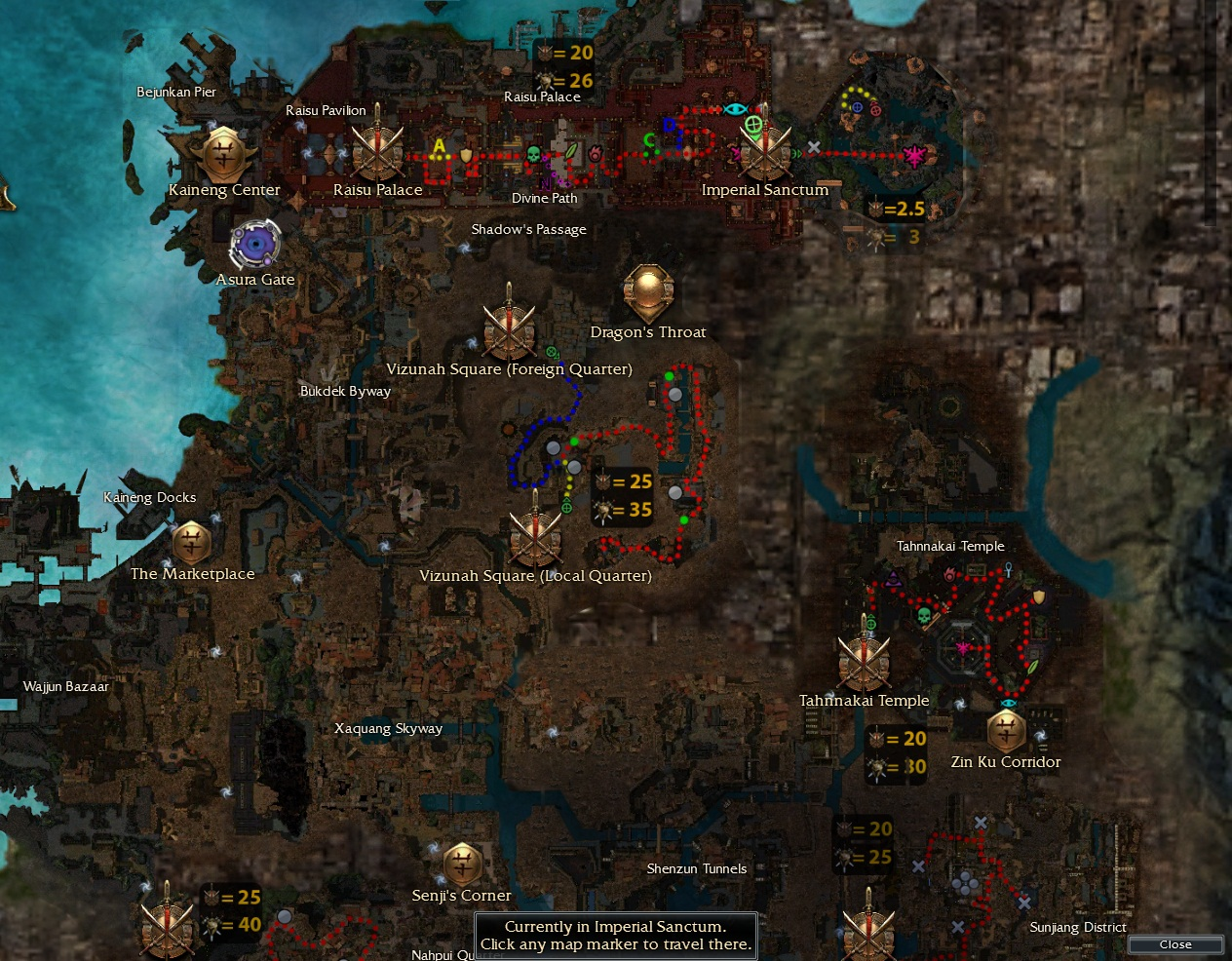 Player made modificationscartography index guild wars wiki gww in game mission maps igmmedit gumiabroncs Image collections
