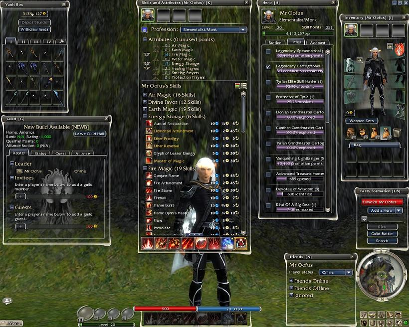 Player-made Modifications/GUI Index - Guild Wars Wiki (GWW)