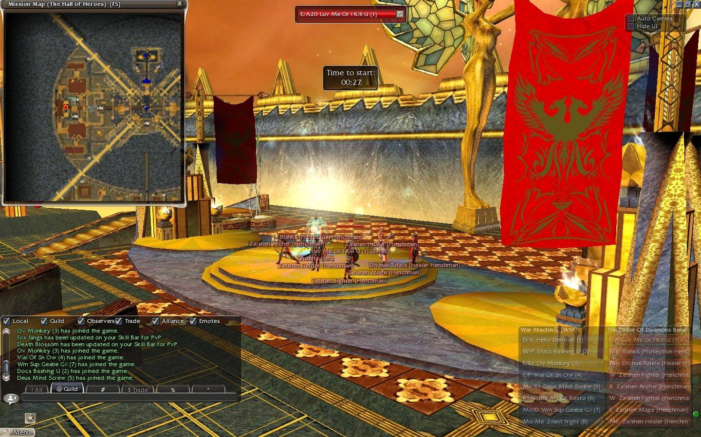 Talkheroes Ascent Guild Wars Wiki Gww
