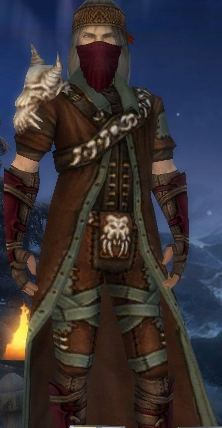 user wolf of lena  melandru wolf druid