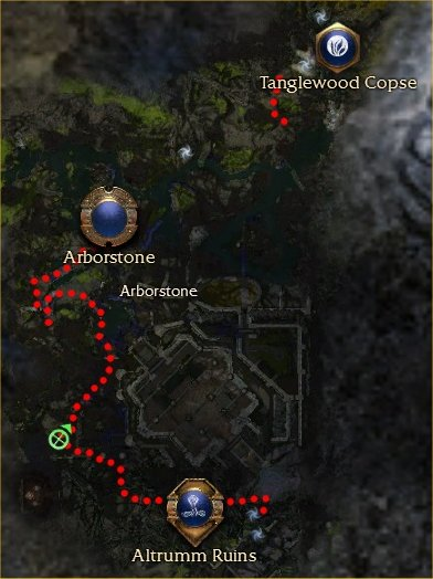 File:Arborstone (explorable area) to Arborstone (outpost) and Altrumm Ruins route.jpg
