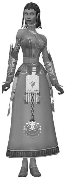 File:Melonni Sunspear armor B&W.jpg