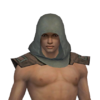 Dervish Istani Hood m gray front.png