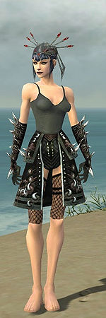 Necromancer Elite Canthan armor f gray front arms legs.jpg