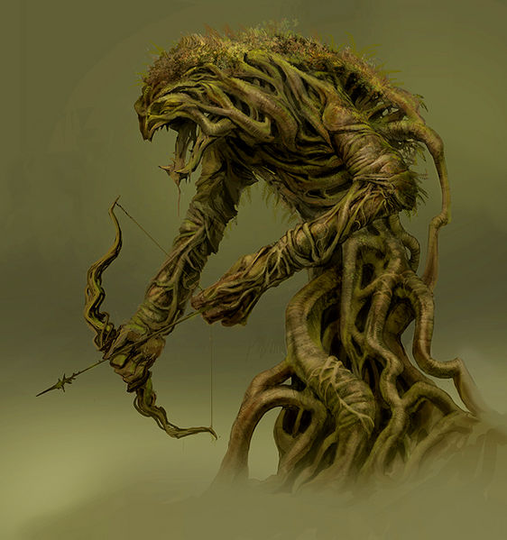 "File:""Naga Forest Lord"" concept art.jpg"
