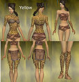Monk Flowing armor Female Yellow overview.jpg