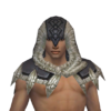 Dervish Norn Hood m gray front.png
