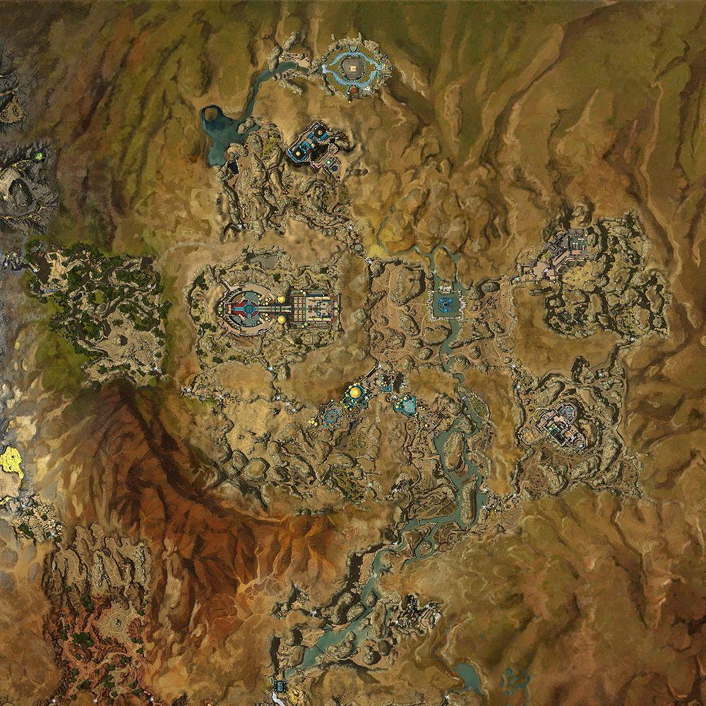 Vabbi/Map - Guild Wars Wiki (GWW)