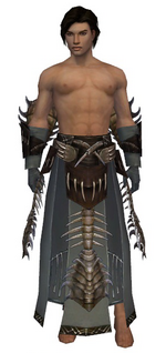Dervish Primeval armor m gray front arms legs.png