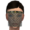 Mesmer Sleek Mask f gray front.png