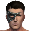 Mesmer Sleek Mask m gray front.png