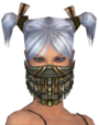Ranger Elite Luxon Mask f gray front.png