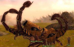 Siege Devourer (quest NPC) - Guild Wars Wiki (GWW)