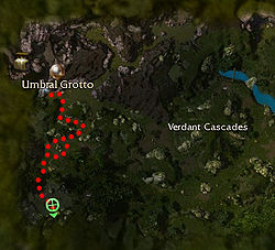 Petraj the Evasive Location map.jpg