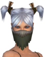 Ranger Fur-Lined Mask f gray front.png