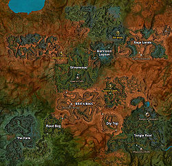 Maguuma Jungle  Guild Wars Wiki GWW