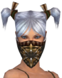 Ranger Elite Sunspear Mask f gray front.png