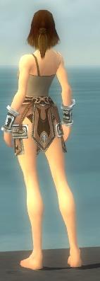 Warrior Gladiator armor f gray back arms legs.jpg