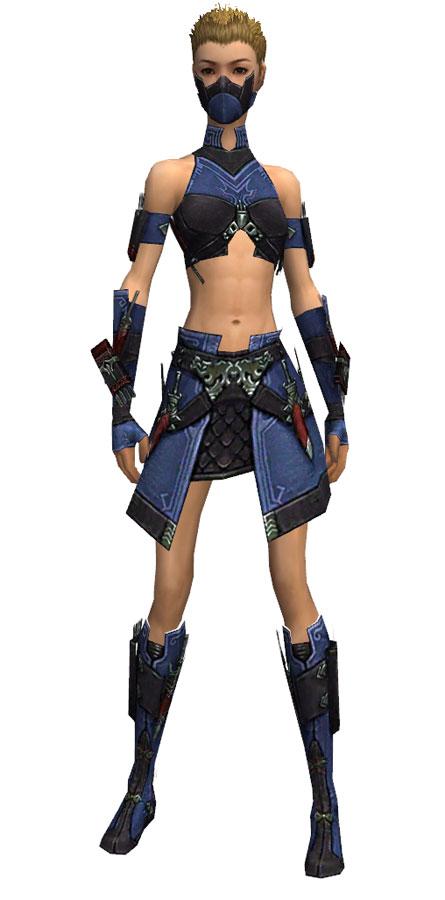 Assassin elite canthan armor 445 900 art bra for Water bra wiki
