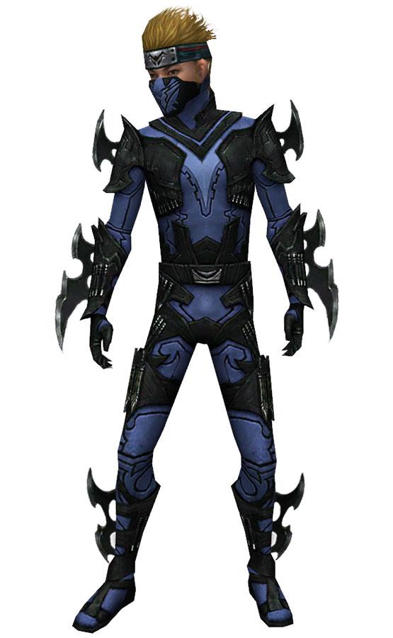 Post your favourite Assassin Armor Assassin_Kurzick_armor_m