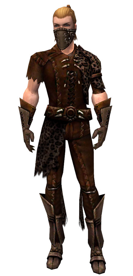 Post your favourite Ranger armor! Ranger_Istani_armor_m
