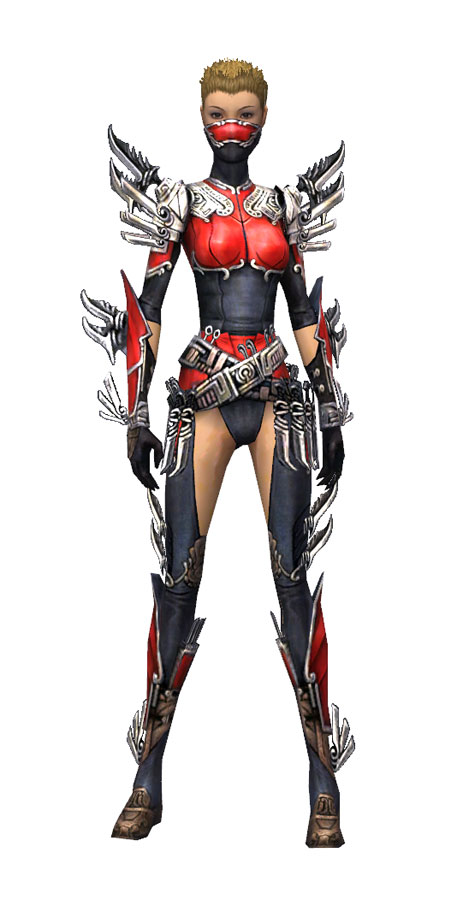Viterreudag Dragon Age Female Armor Female dragon armored corset 2. viterreudag blogger