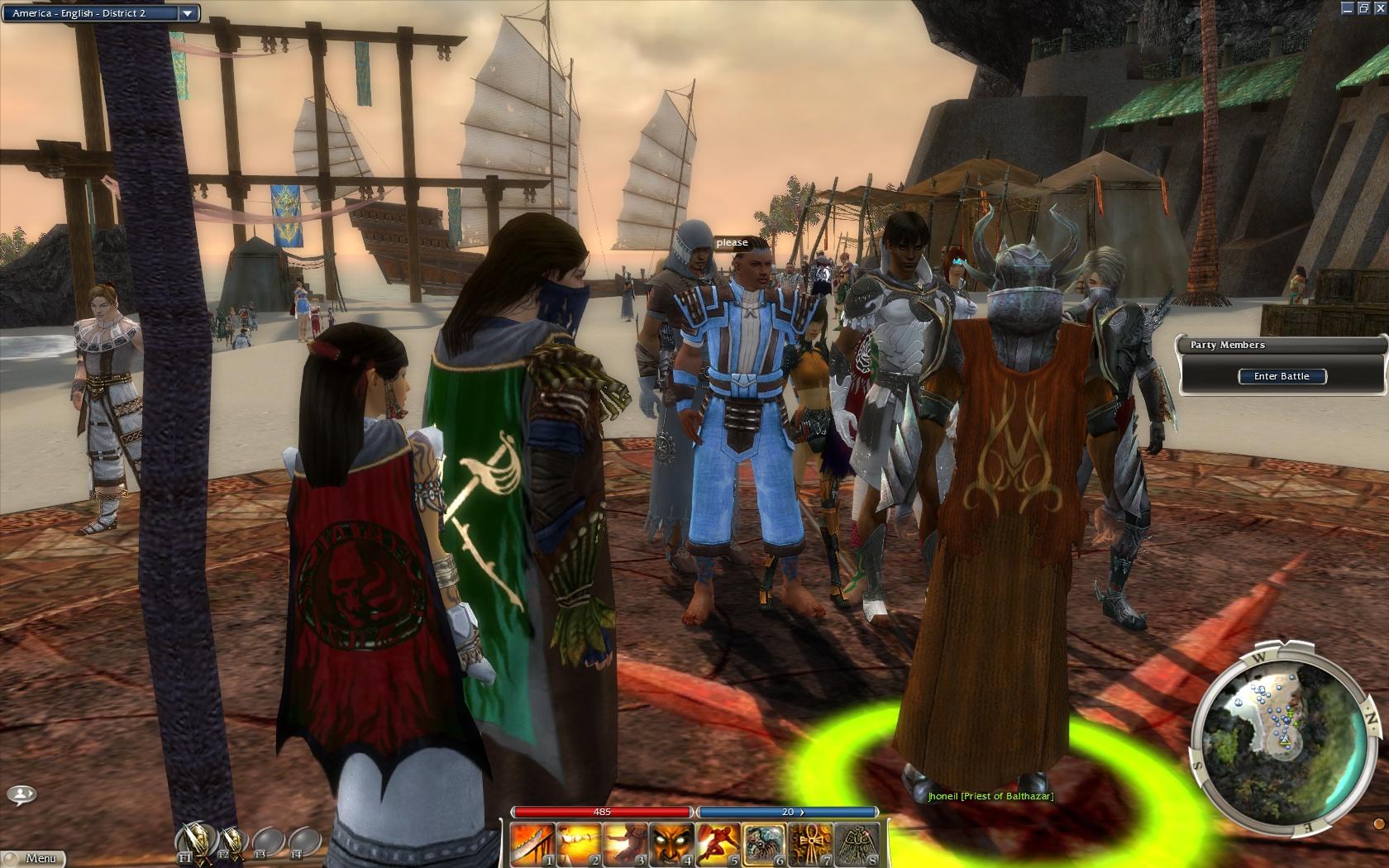 Guild Wars Nude Texmod 63