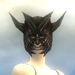 Warrior Elite Dragon armor f gray front head.jpg