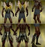 Necromancer Primeval armor m yellow overview.jpg