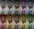 Female warrior Luxon armor dye chart.png