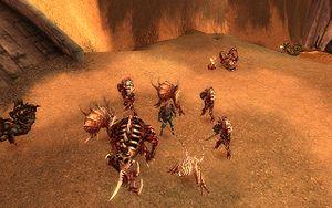 Guild Wars  Pve Necro Pet Build