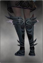 Necromancer Demonhorn Boots f gray back.jpg