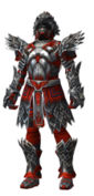 Warrior Silver Eagle armor m.jpg