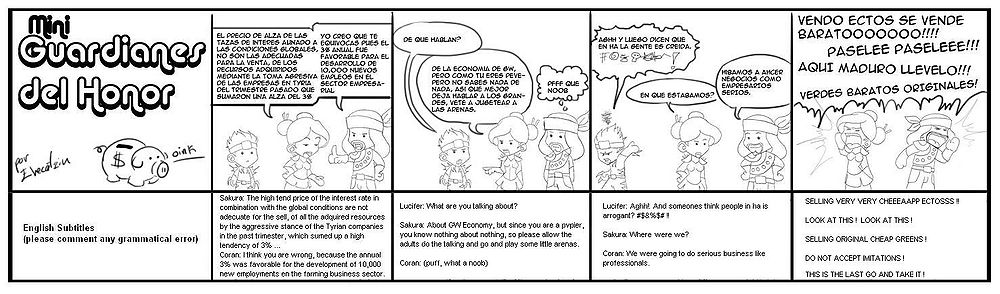 Guild Guardianes Del Honor GDHcomic3.jpg