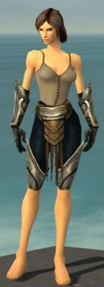 Warrior Sunspear armor f gray front arms legs.jpg