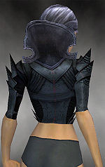 Necromancer Gloomcrest Tunic f gray back.jpg